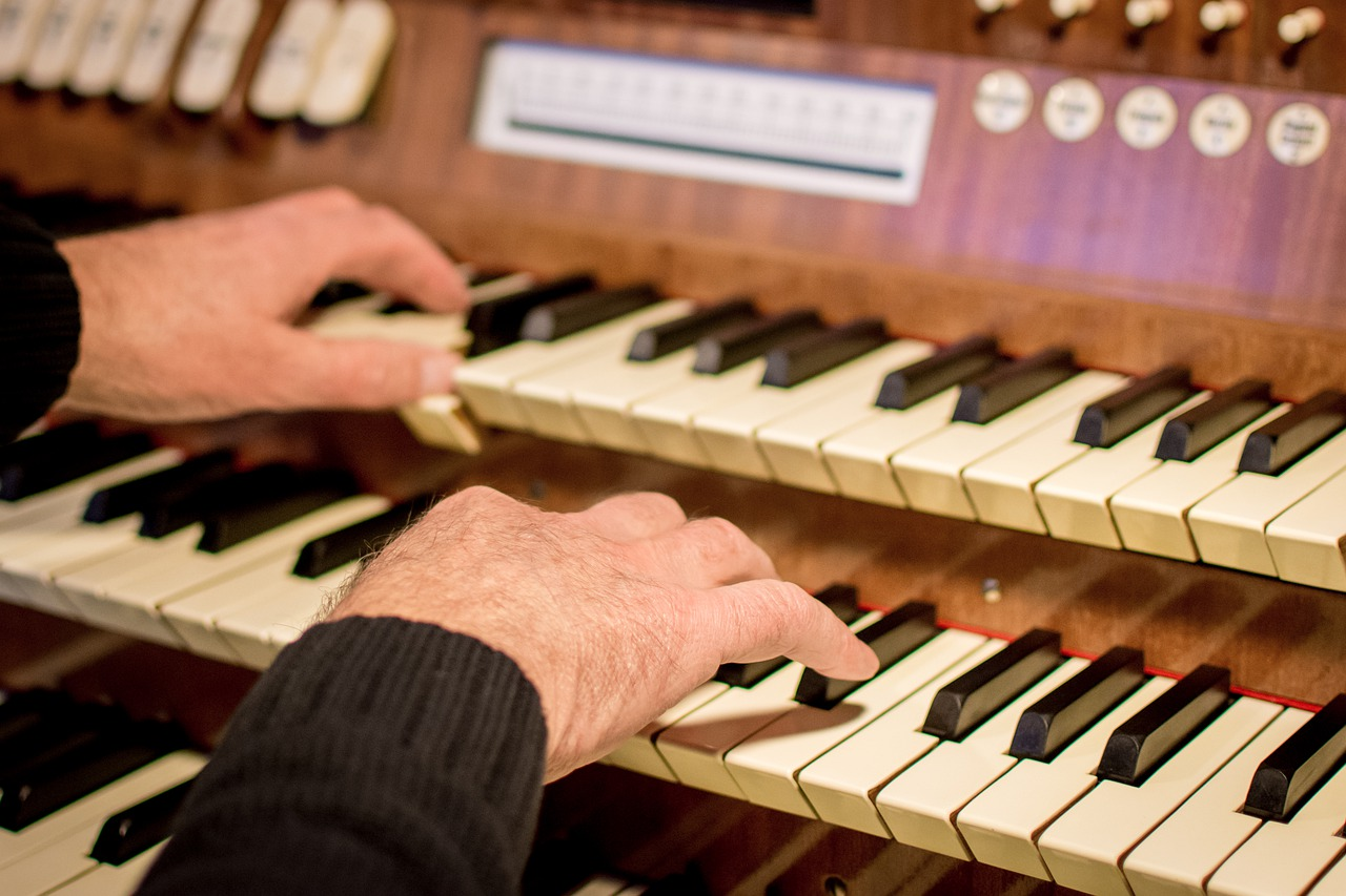 February - We hope you all have been enjoying the prelude and postlude at our services…
