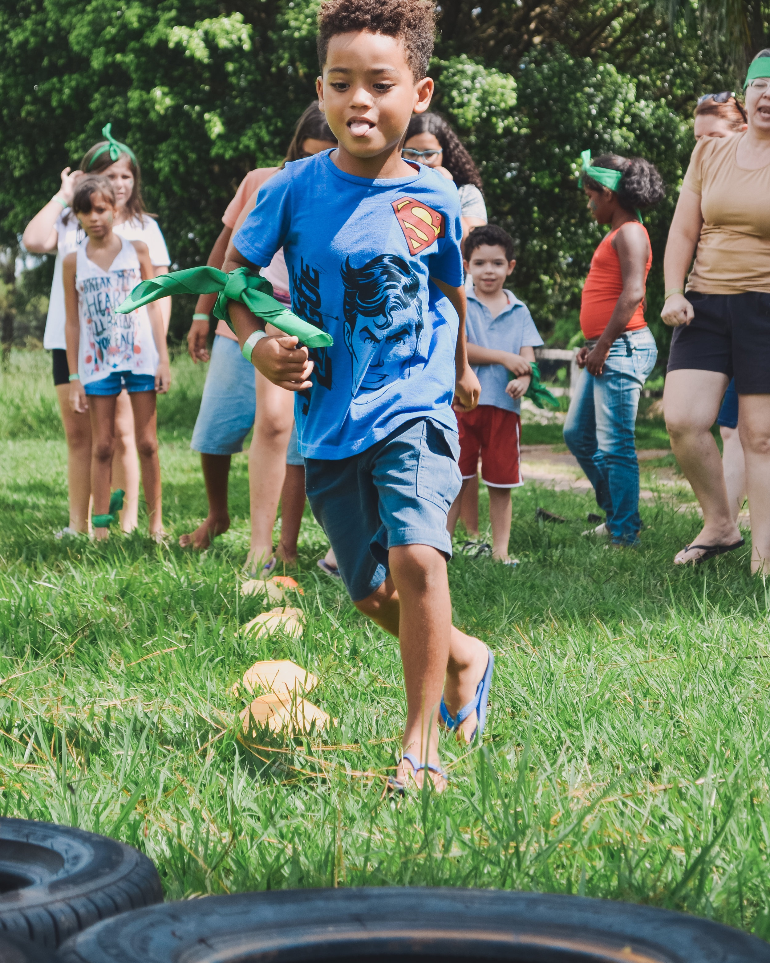 August - Christian Science camps are in full swing where children learn to lean on God to grow in grace and reach outside their limits. Lots of opportunities for benevolence.