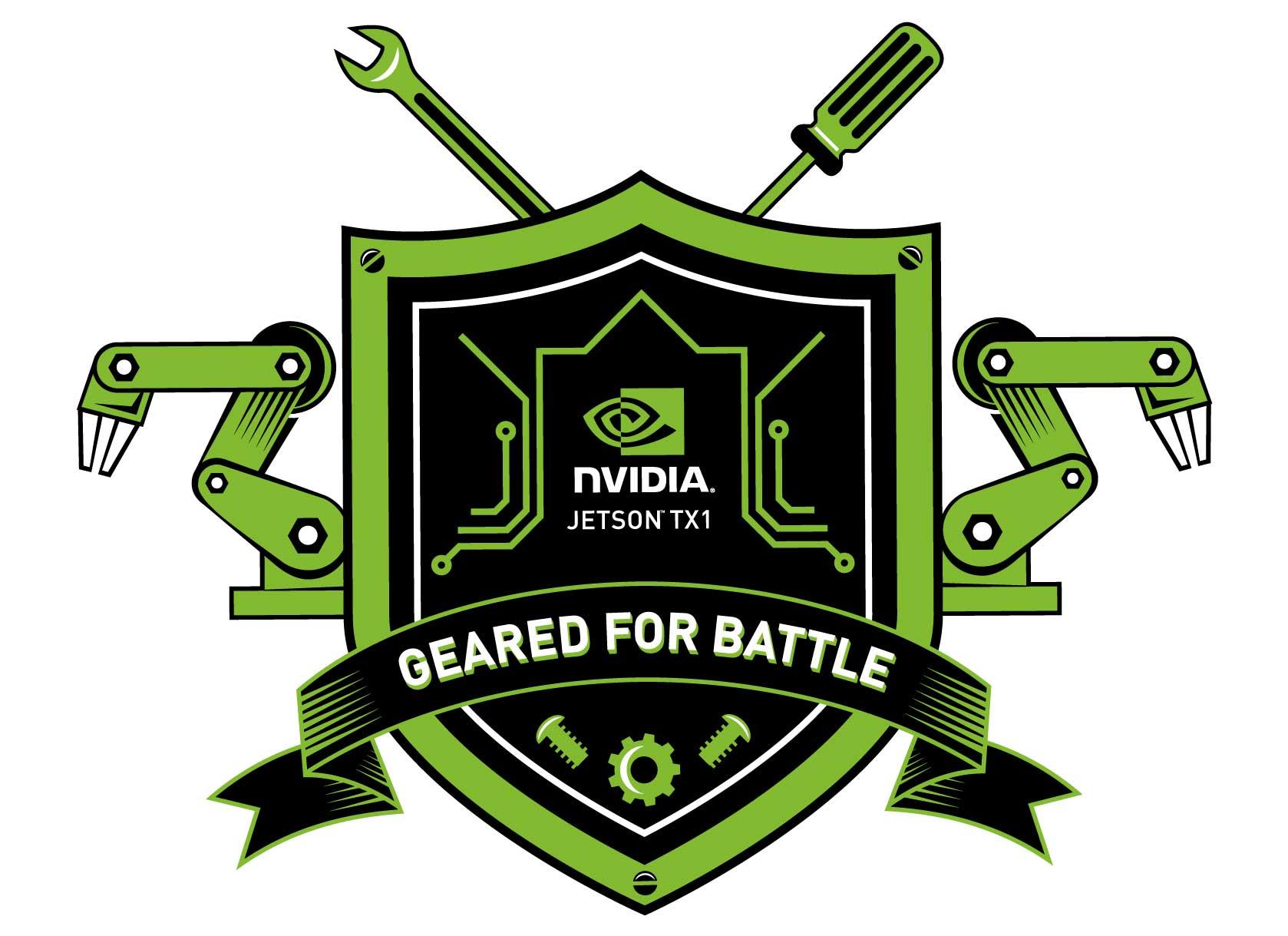 Geared for Battle logo