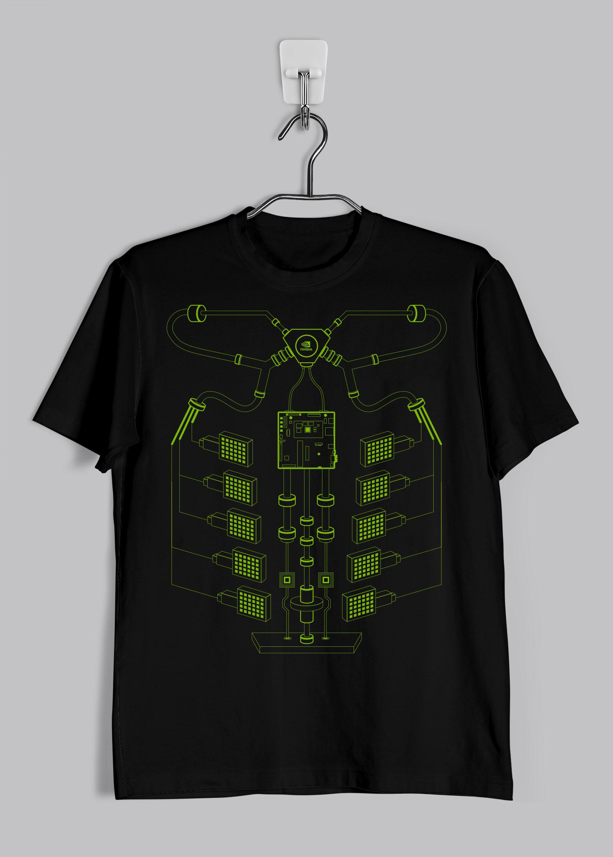 Giveaway T-shirts