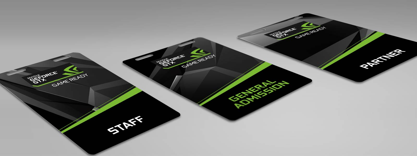 GeForce Pascal badges