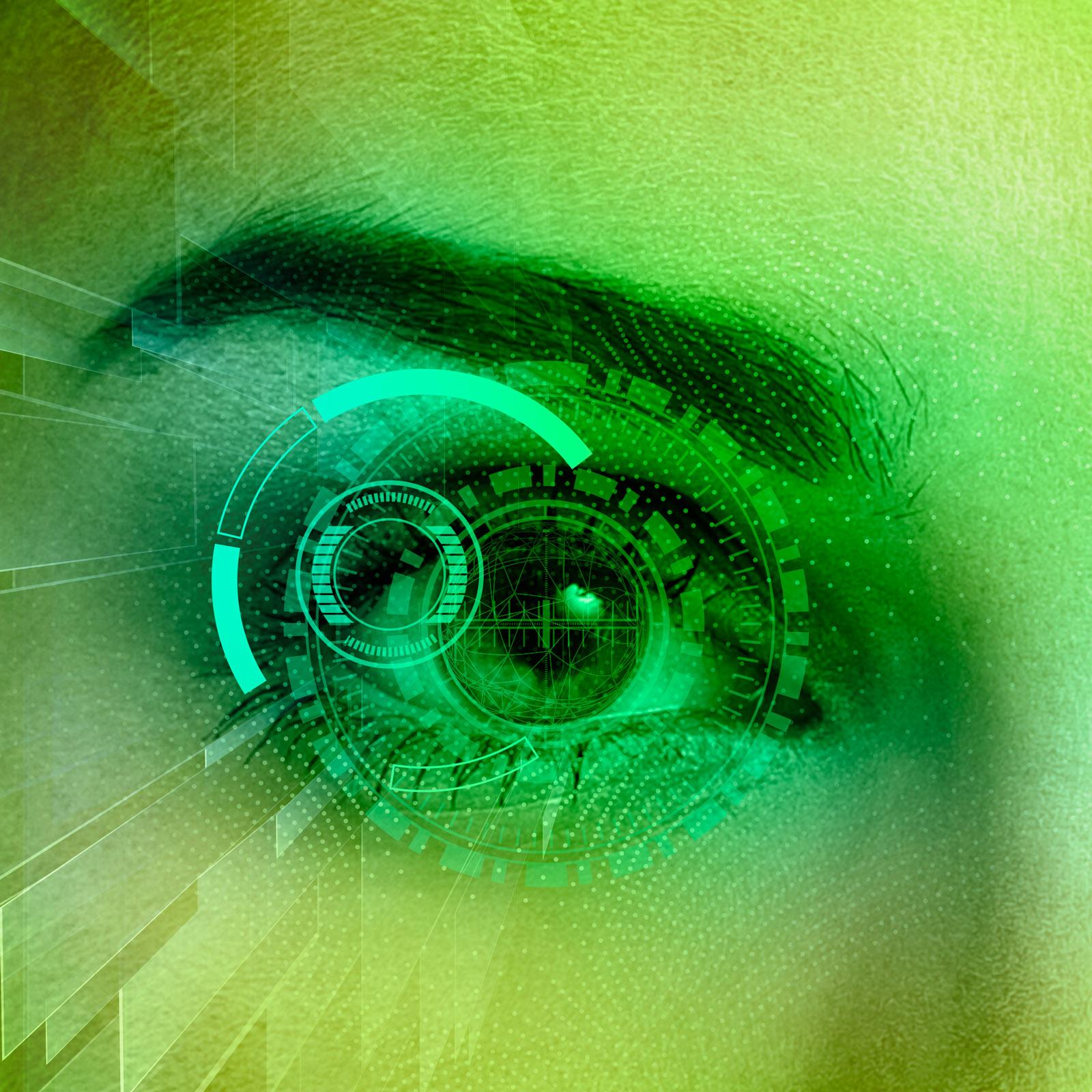 concept virtual reality vision