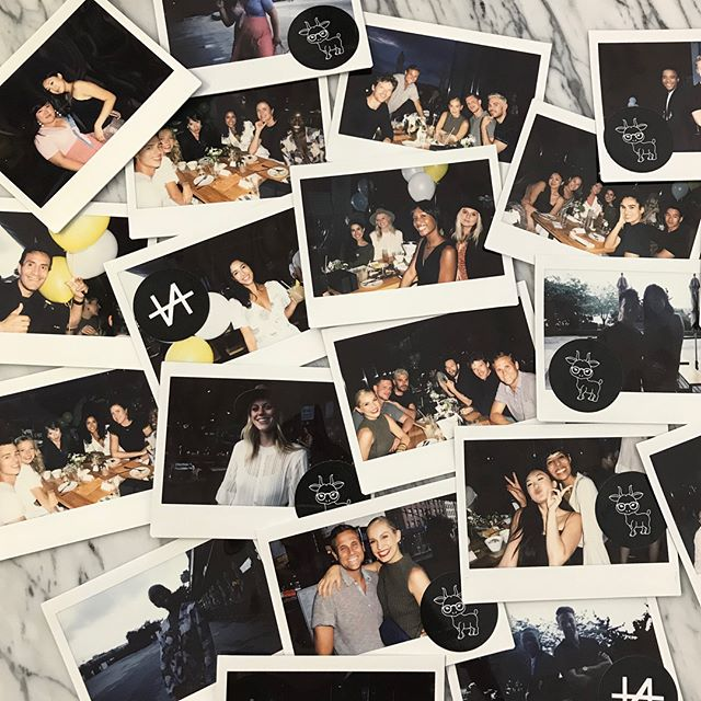 Oh the places you'll go and the people you'll meet....✨ Last night's @naadam.co x @bumble dinner was a dream! @shesyoume and I gathered a group of dreamers, creators, entrepreneurs and doers together for a special dinner @industrykitchen to celebrate how one connection could lead to your next collaboration! Thank you to everyone who came...it was truly a special evening! #downloadBUMBLE