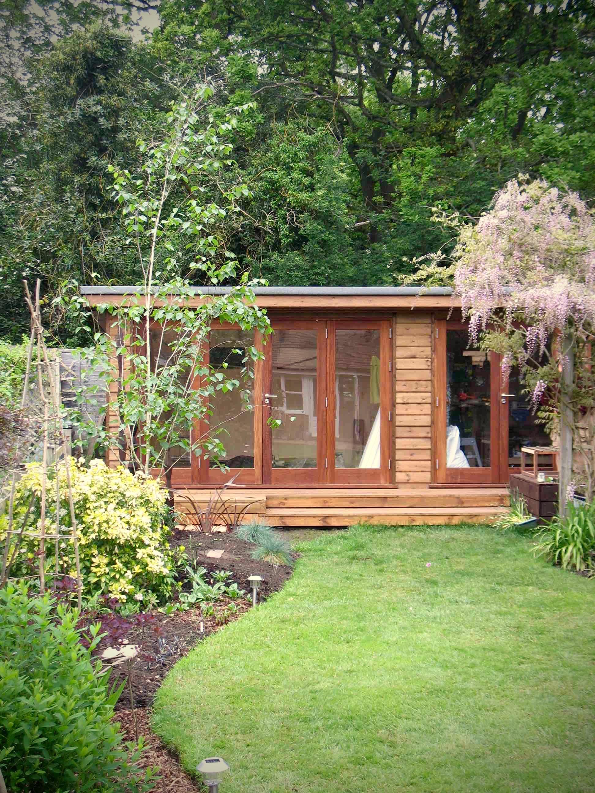 Liss garden studio