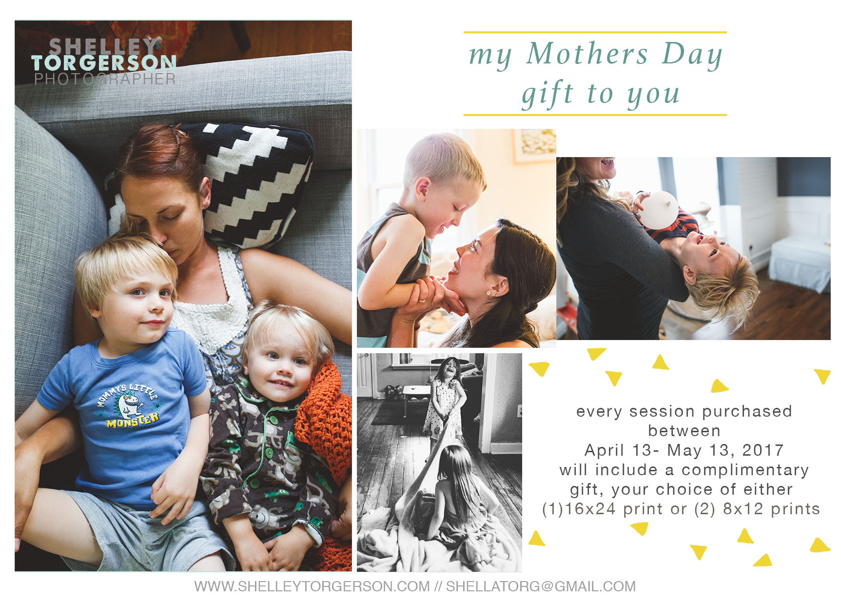 Mothers Day Special Poster