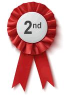 2nd Place Award