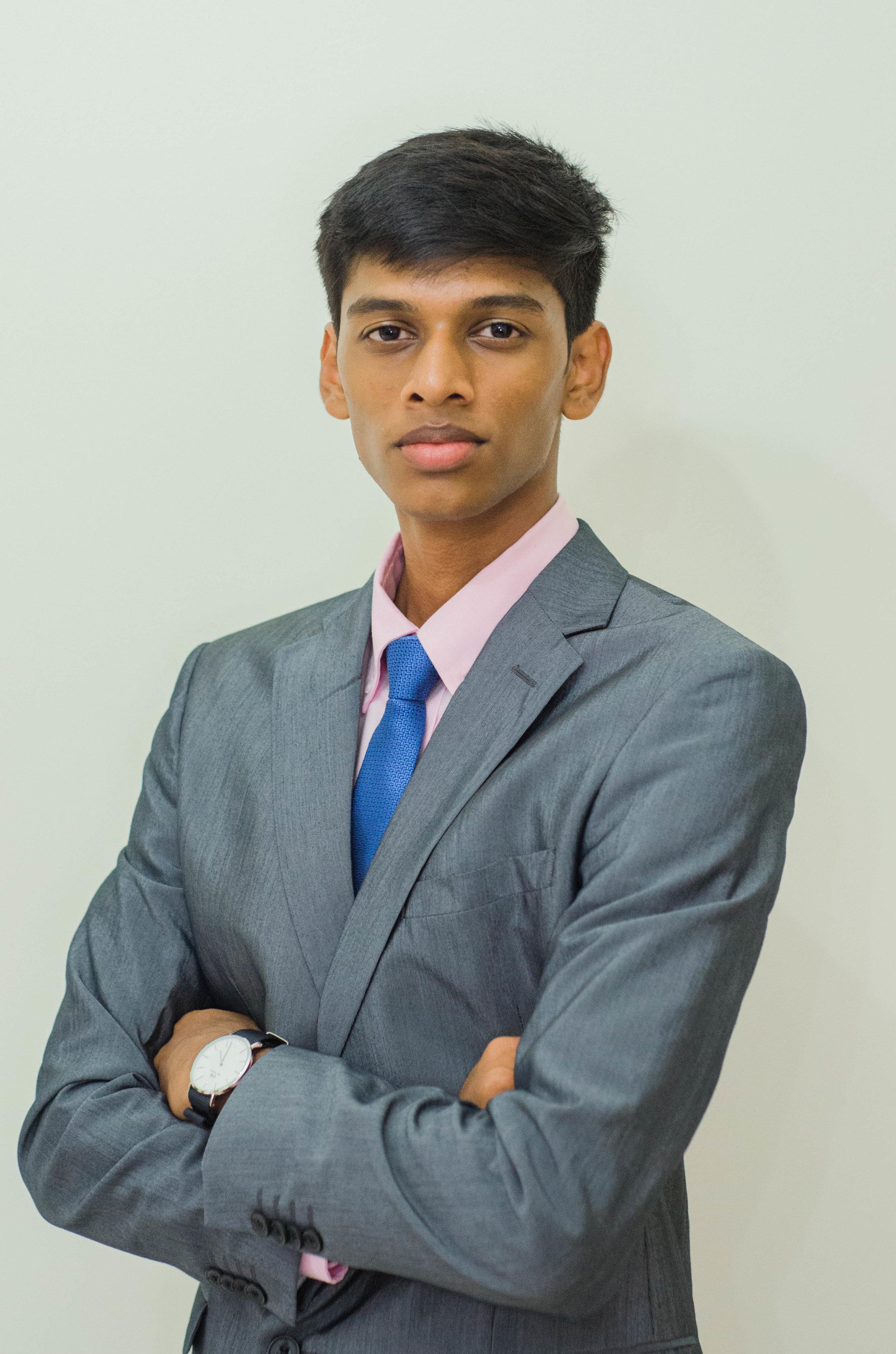 Adithiyan Rajan Indira Saravanan