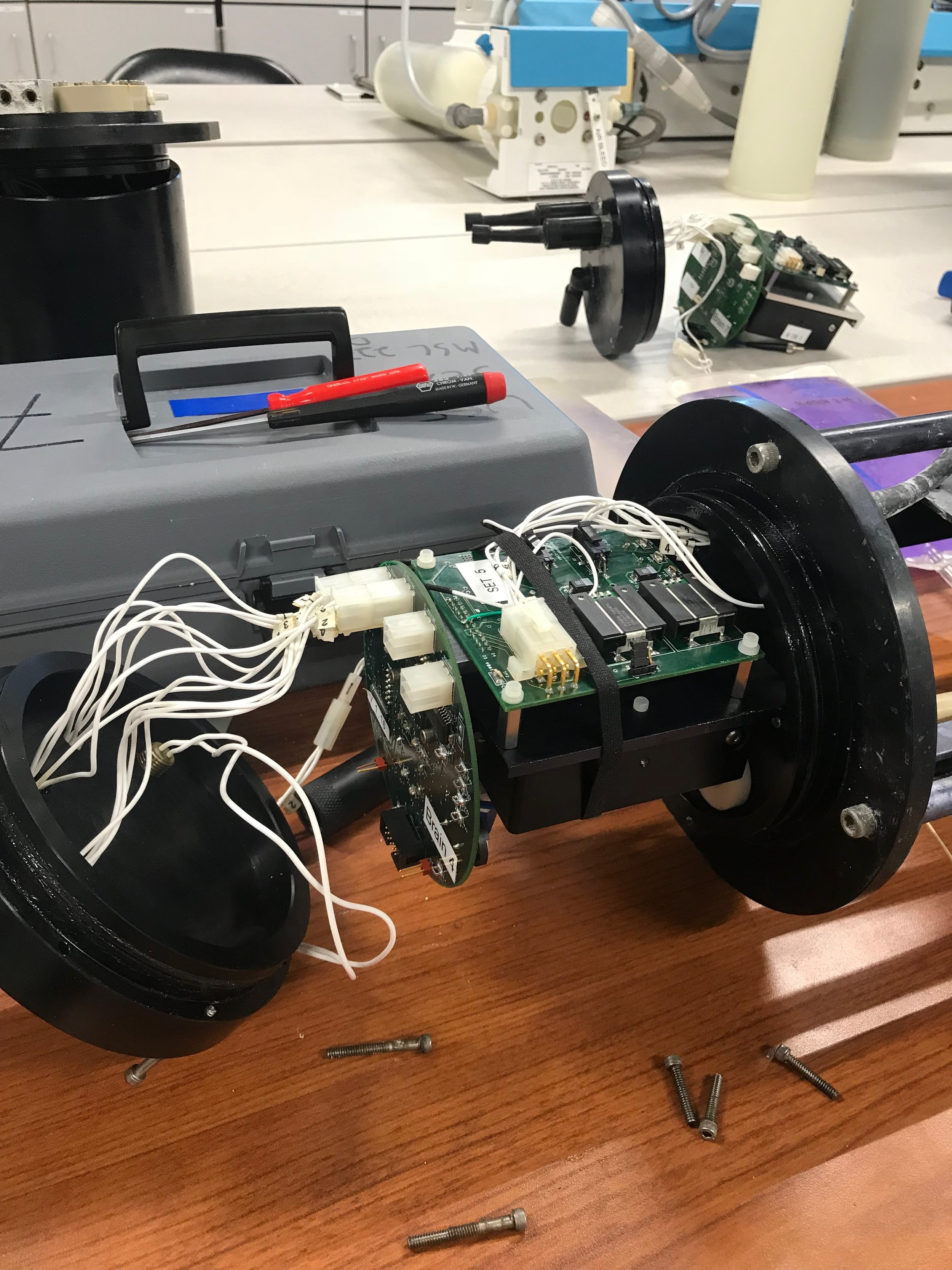When things break, take them apart!