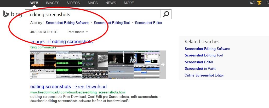 free screenshot editing tools