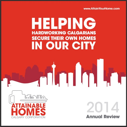 Attainable Homes Annual Report