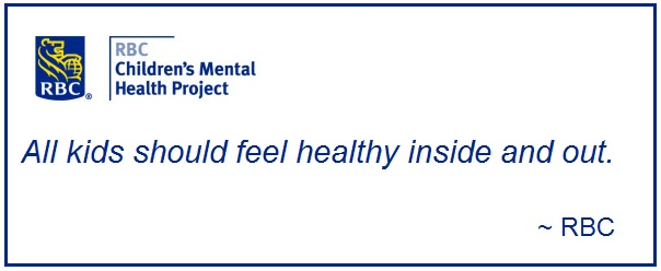 RBC ~ All kids should feel healthy inside and out