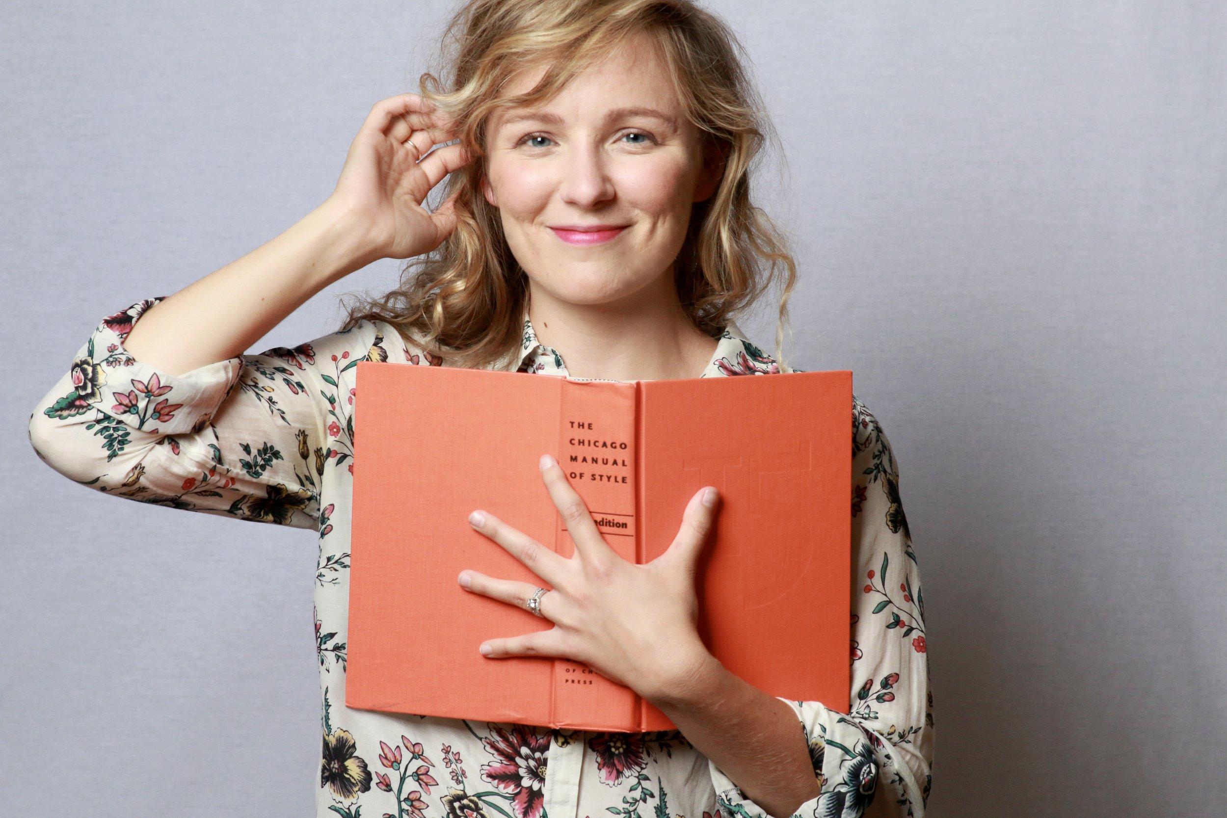Nashville, Tennessee,Writer and Editor Amanda B. Johnson