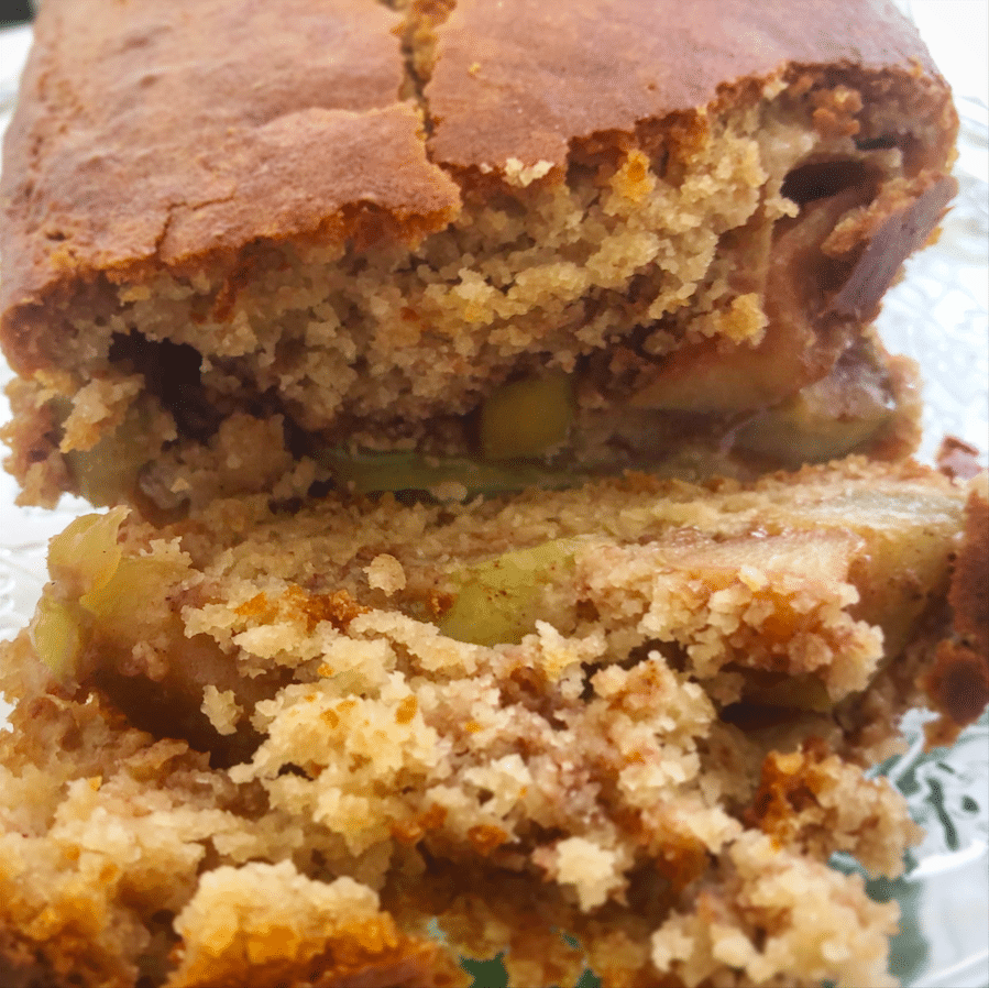 The apple bread you need to try!