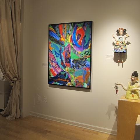 Title of Painting   Palos Verdes Art Center