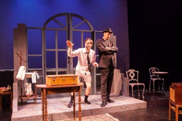 13th of Paris, Theatre [502], 2014 (credit: Bill Brymer)