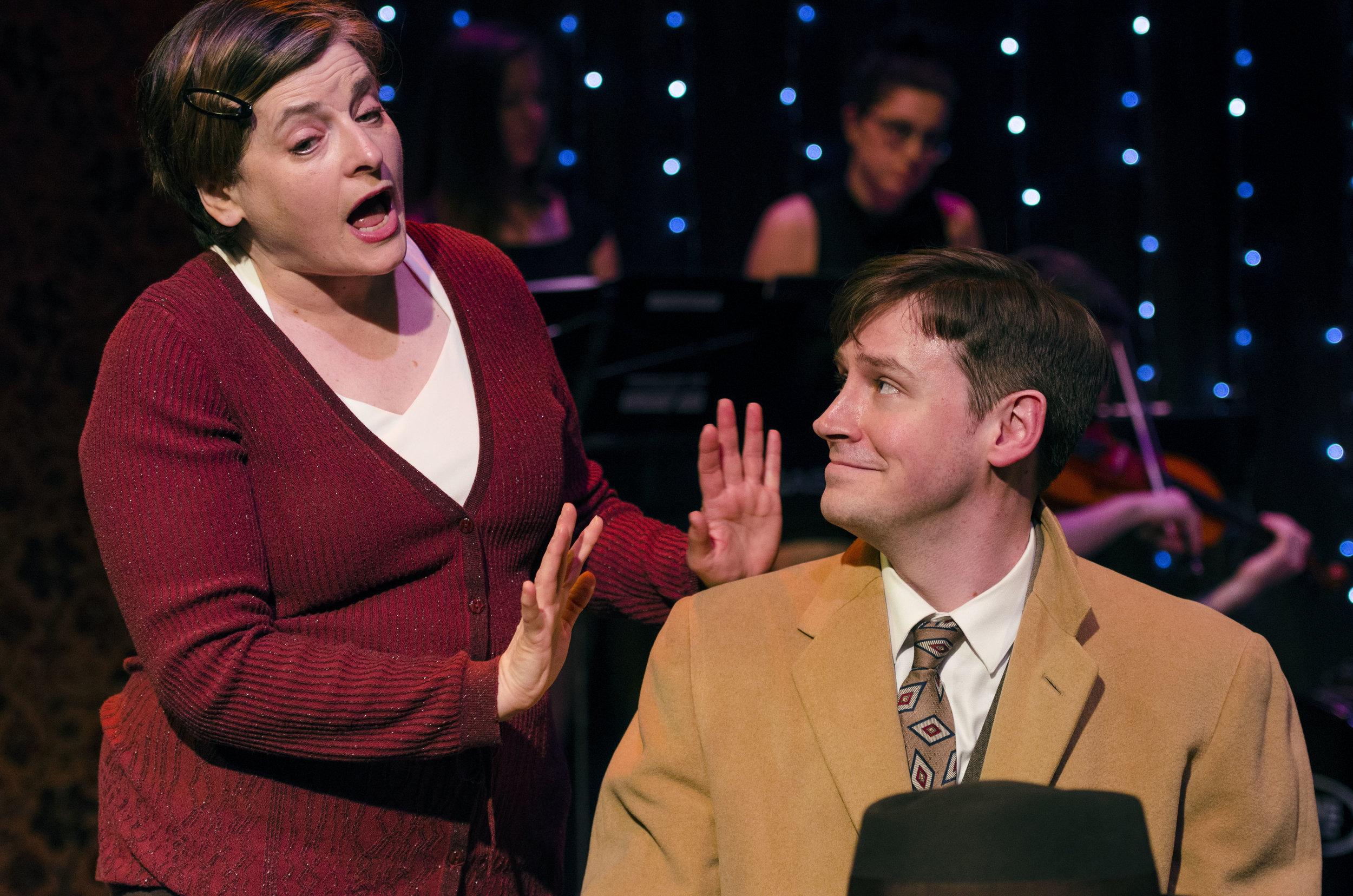 Cabaret, No Stakes Theater Project,Spring 2017 (credit: Liz Scheiner)