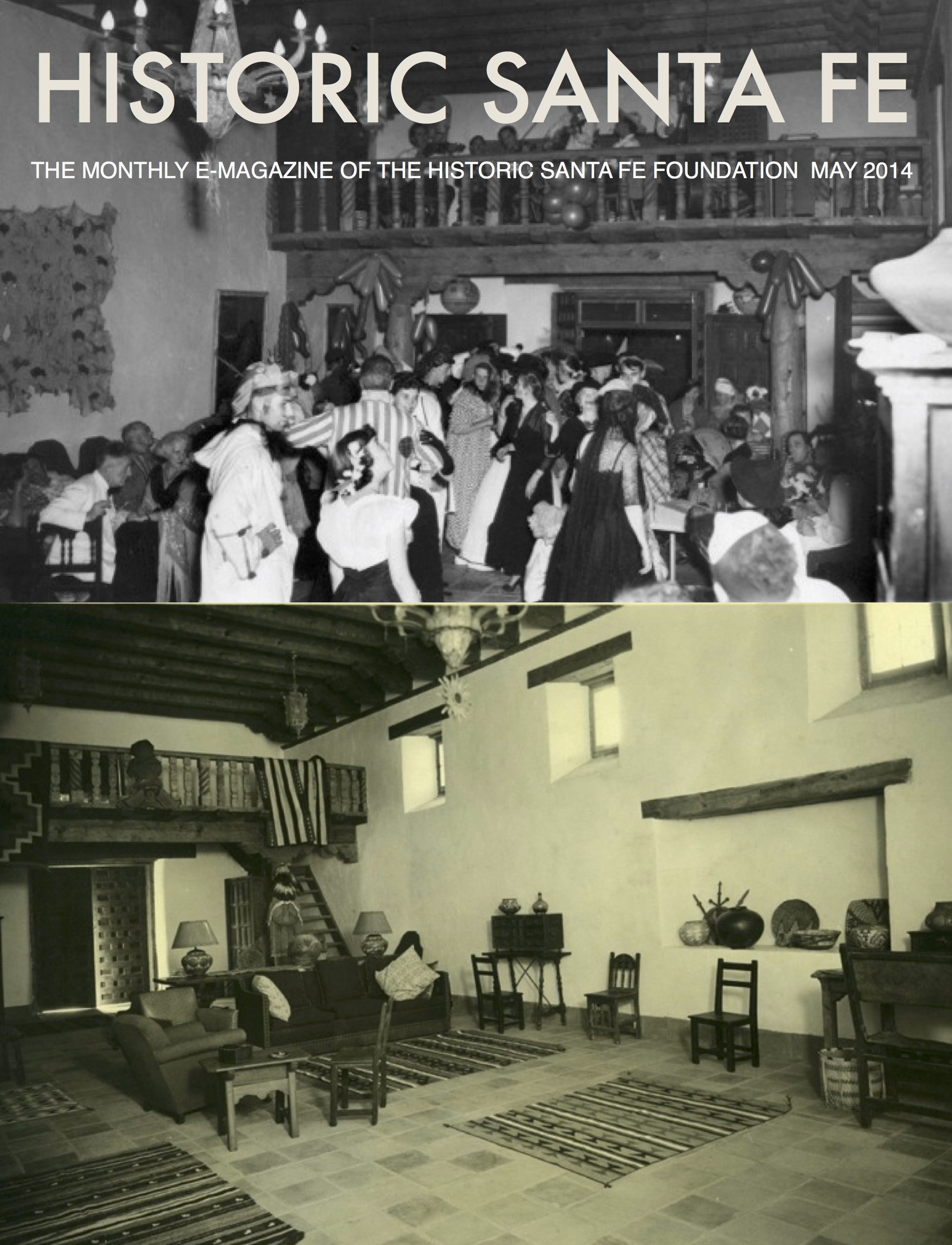 May 2014 : Updates on our work including our historic preservation projects, historic registry development, archiving, historical research and public outreach, an interview Executive Director Pete Warzel, and an update on the 2014 Mother's Day Tour