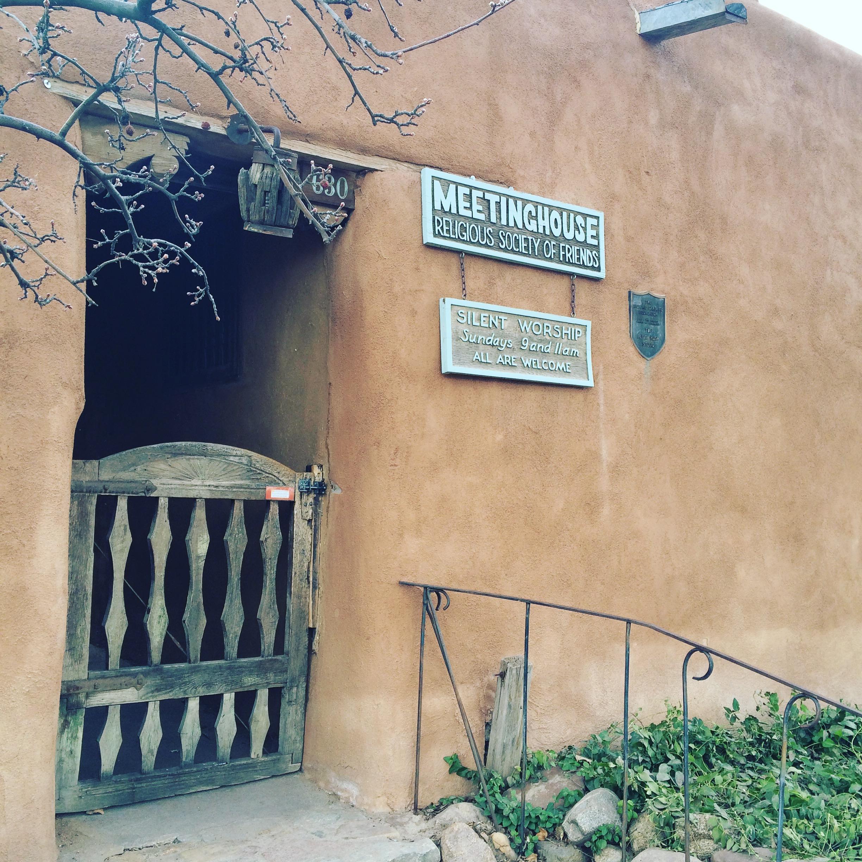 Olive Rush Studio, 630 Canyon Road