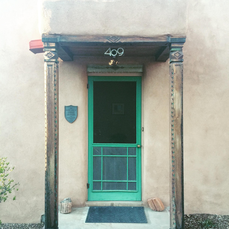Gustave Baumann House, 409 Camino de las Animas