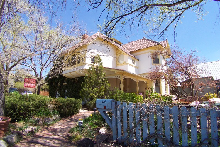 George Cuyler Preston House, 106 Faithway Street