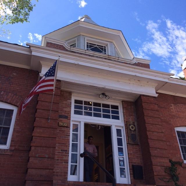 First Ward School, 400 Canyon Road