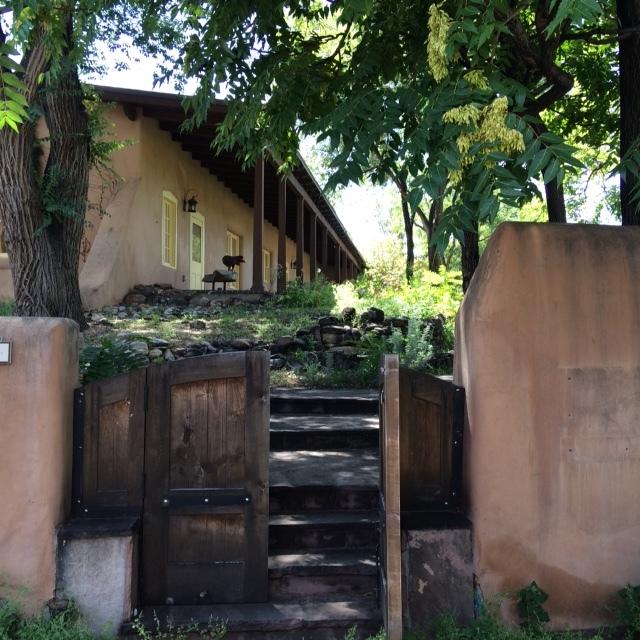Kaune-Bandelier House, 352 East De Vargas Street