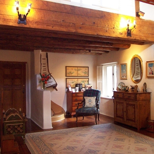 Carlos Vierra House, 1002 Old Pecos Trail
