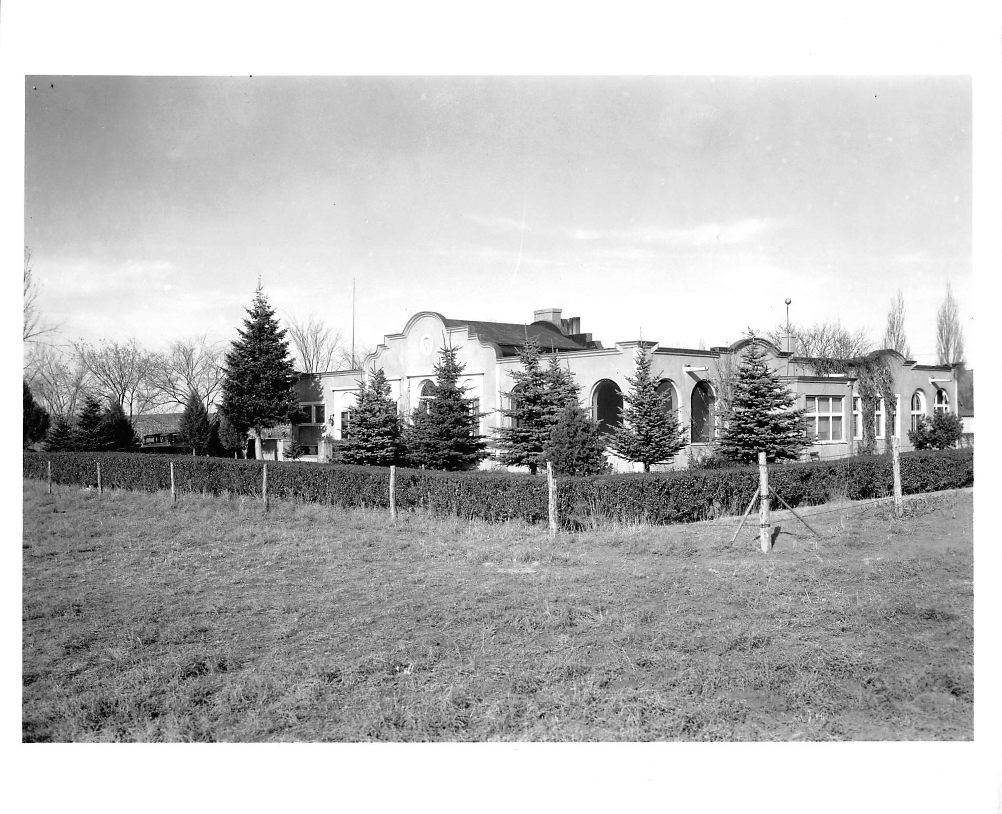 Bronson Cutting House