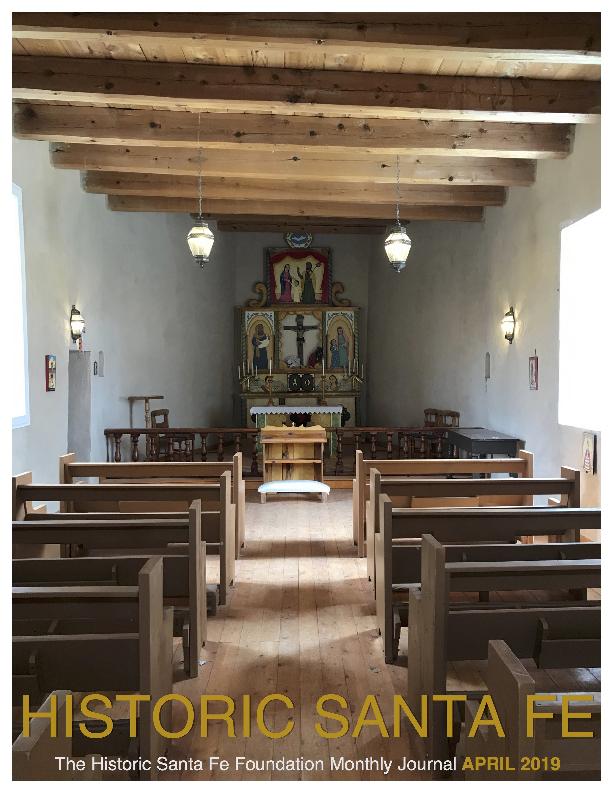 Los Luceros Chapel