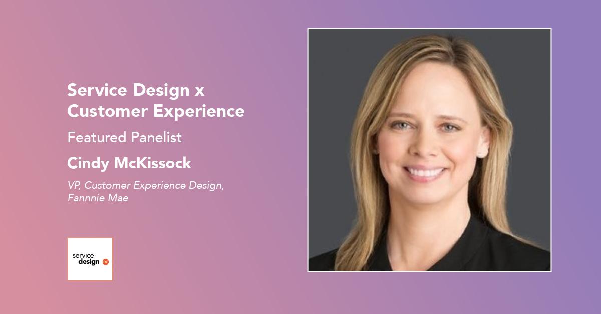 VP, Customer Experience Design, Fannie Mae