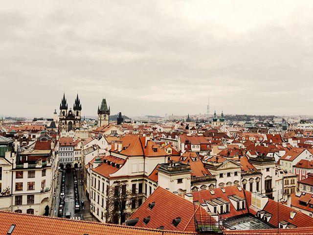 Okay, Prague, settle down now.