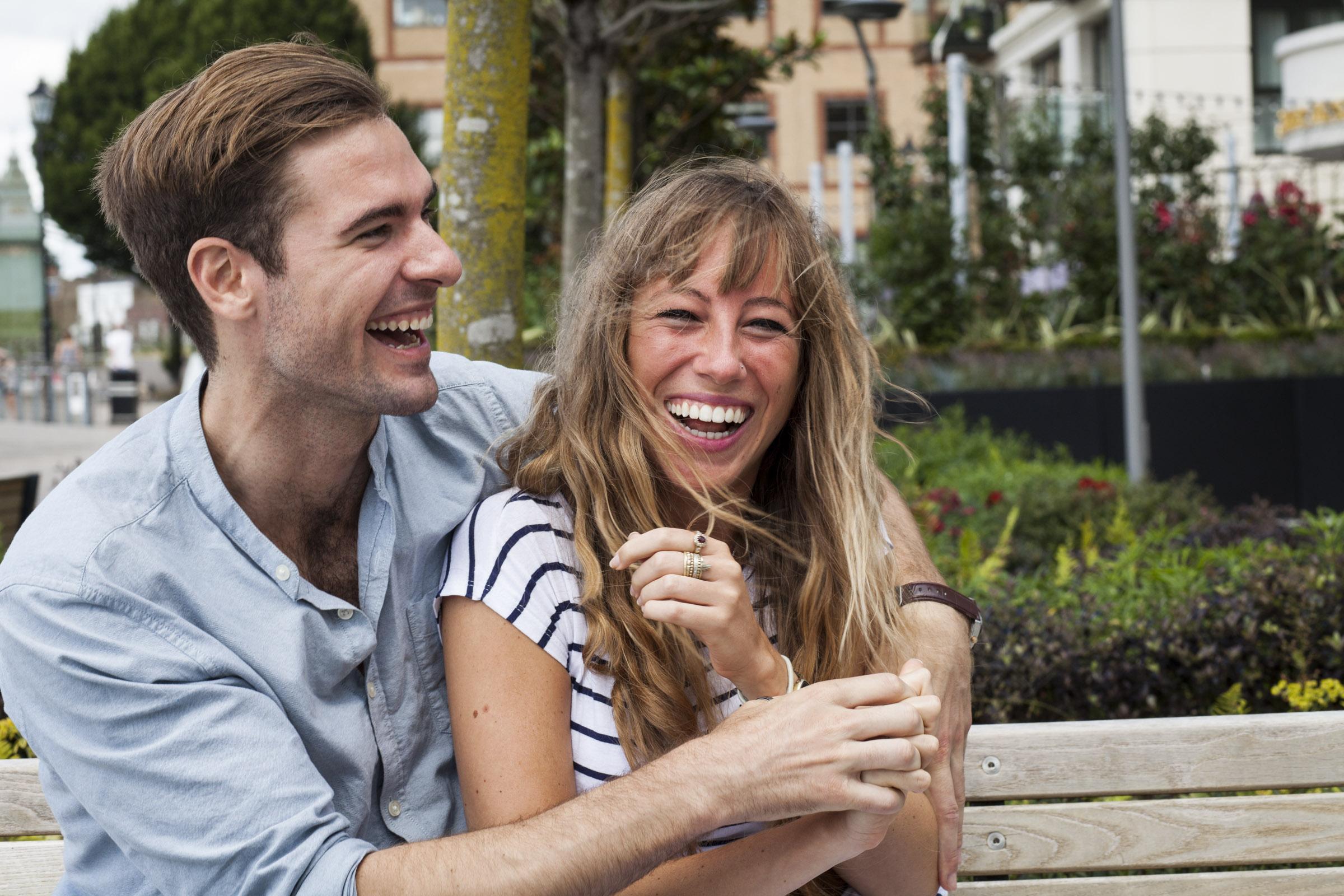 Clayton and Lara