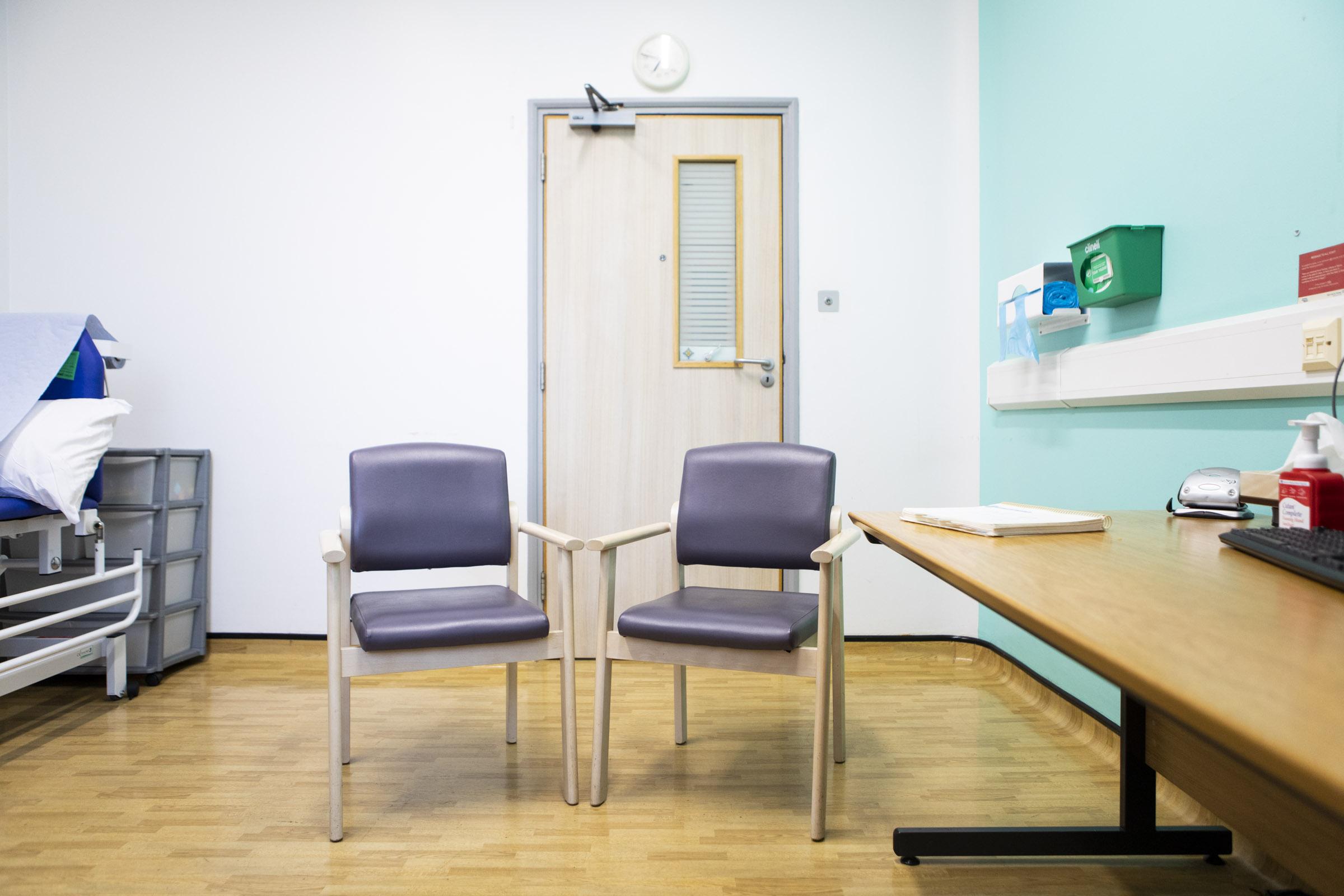 Genetics Clinic at Guy's Hospital, London