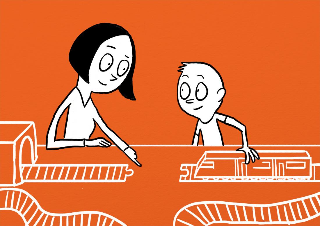 An animation for Rare Disease Day/ Edelman | Scriberia