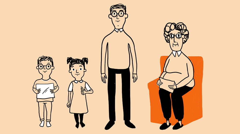 """""""The century of the mind"""", an animation for Lundbeck Pharmaceutical 