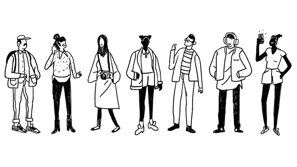 """Bafta Guru"", an animation for BAFTA | Scriberia"