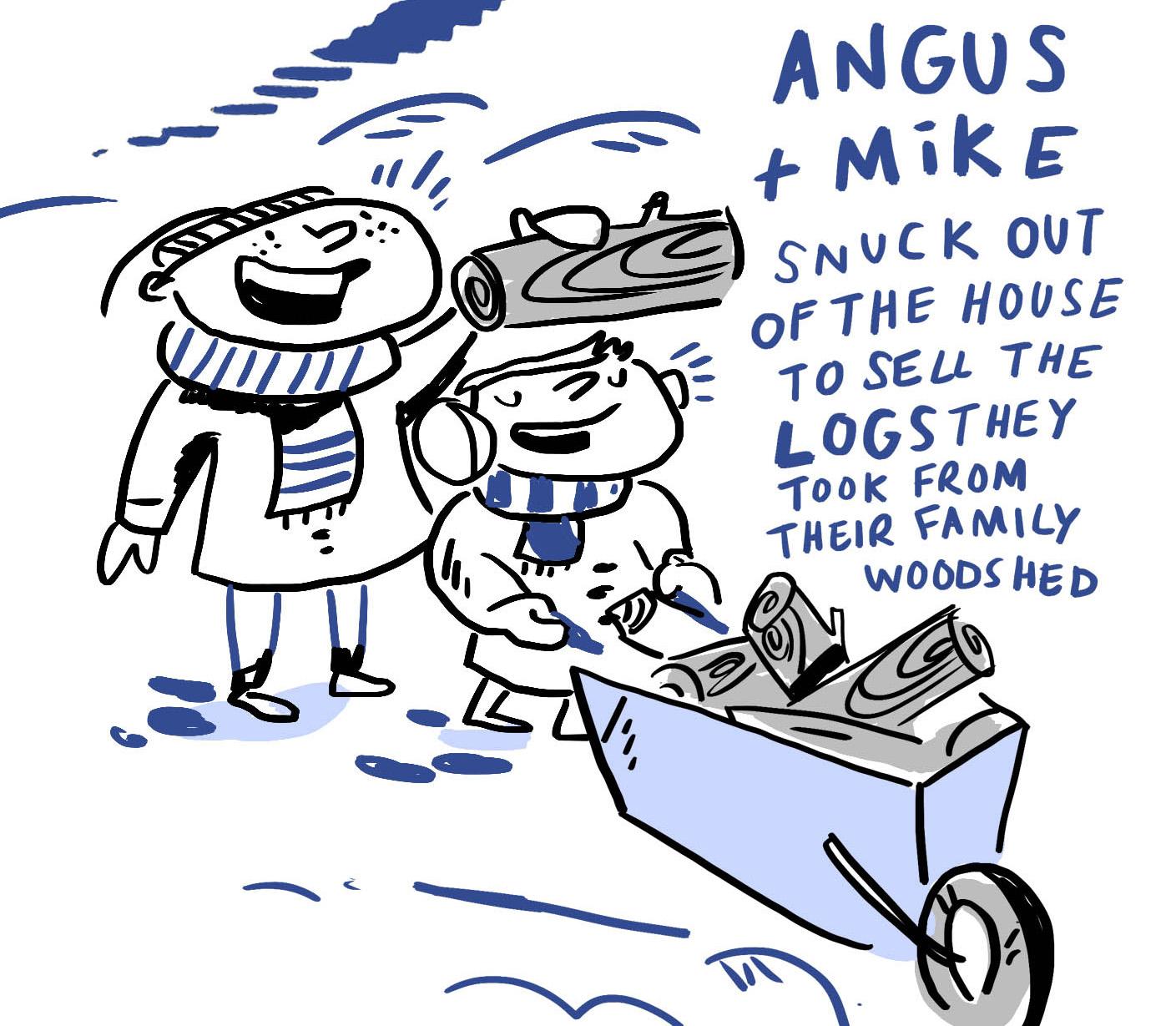 Scribing the highlights of Professor Angus Wallace's extraordinary career   Scriberia