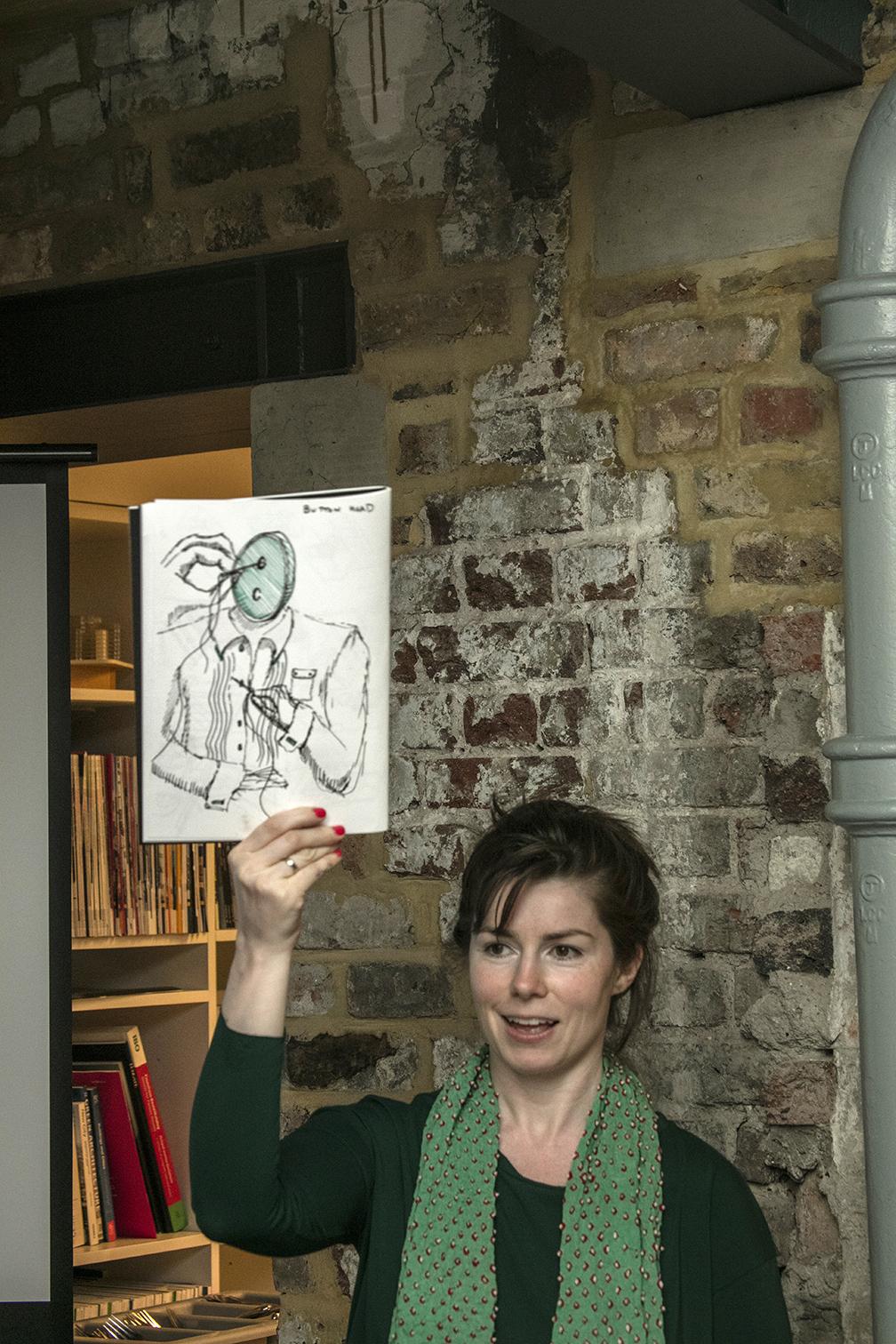 Scriberia Academy creative workshop London
