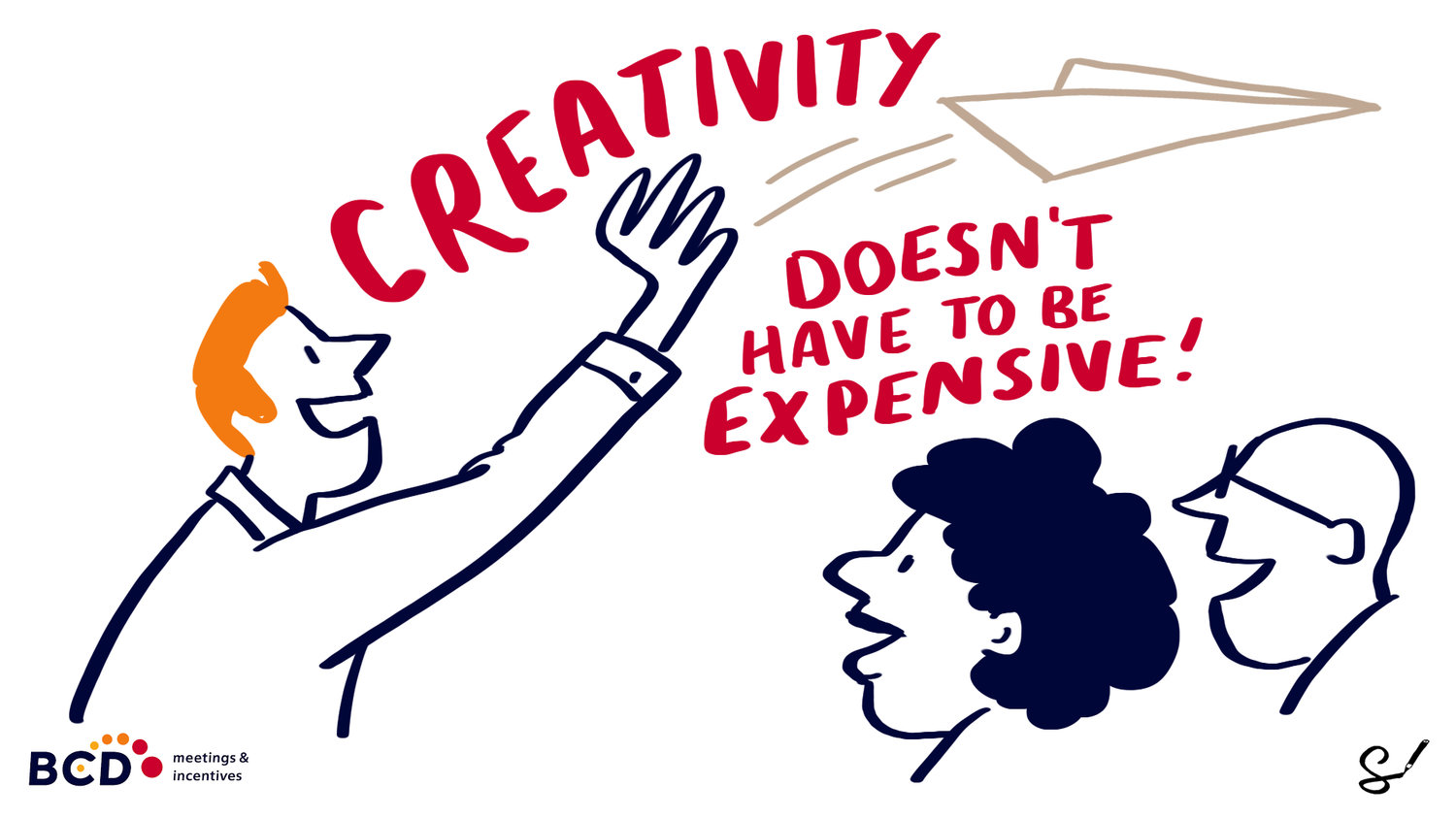 scriberia creativity expensive