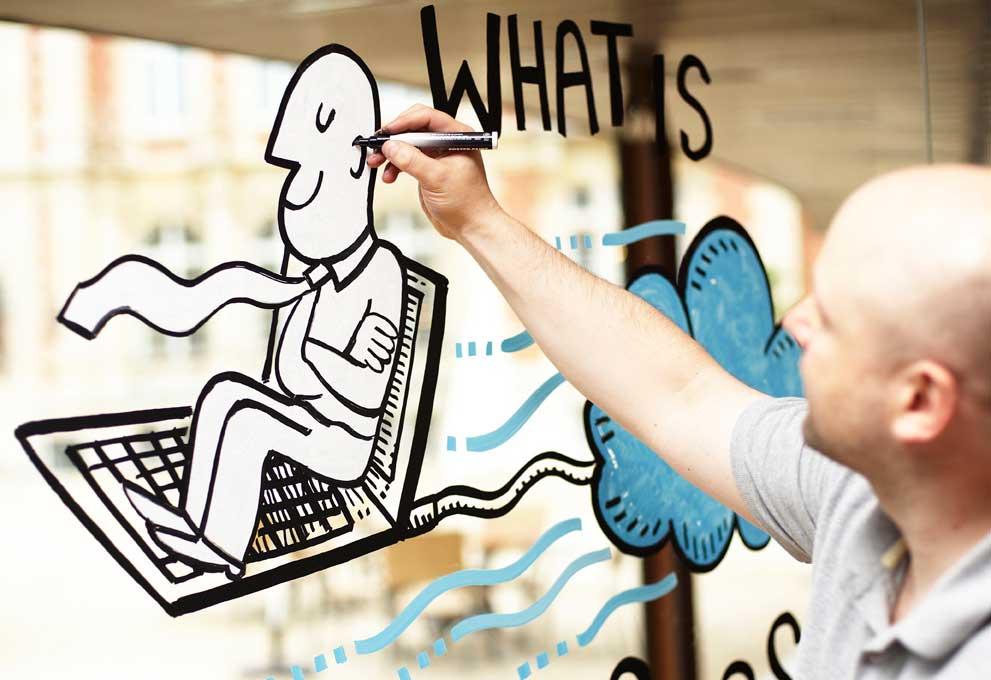scriberia graphic facilitation