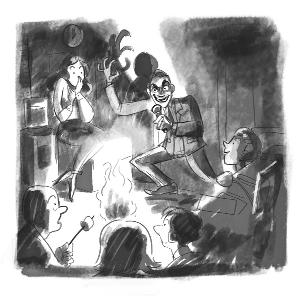 Scriberia storytelling
