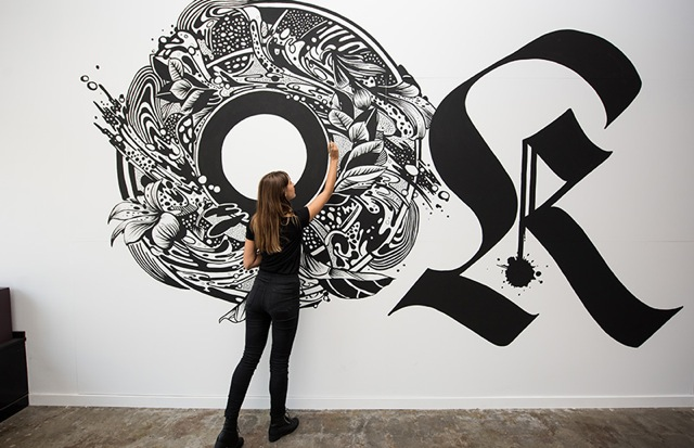 scriberia masters of typography Gemma O'Brien