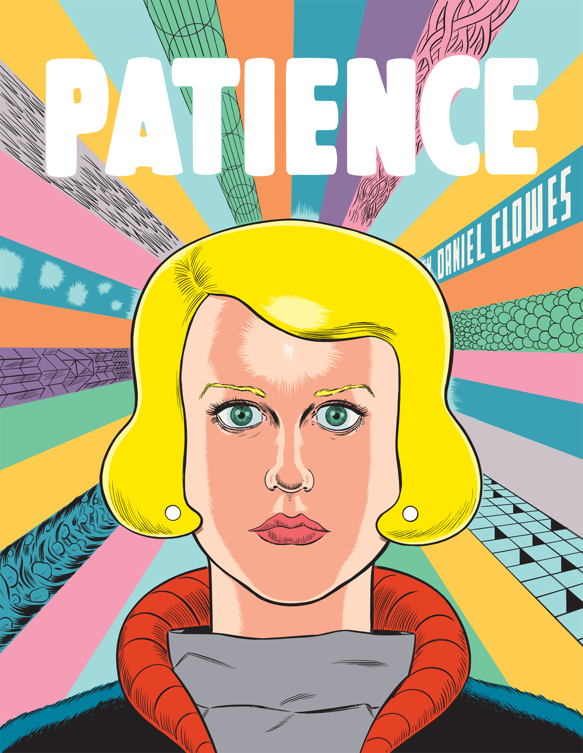 Patience Daniel Clowes Graphic novel Gift guide