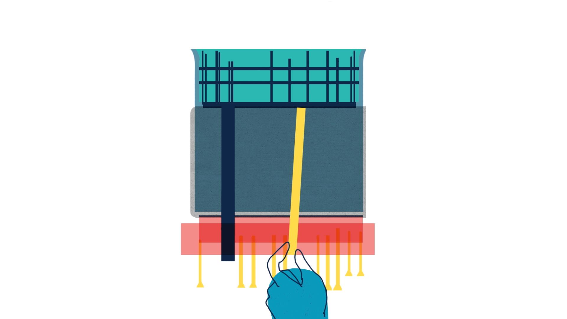 Scriberia Animation Illustration Heyne Tillett Steel
