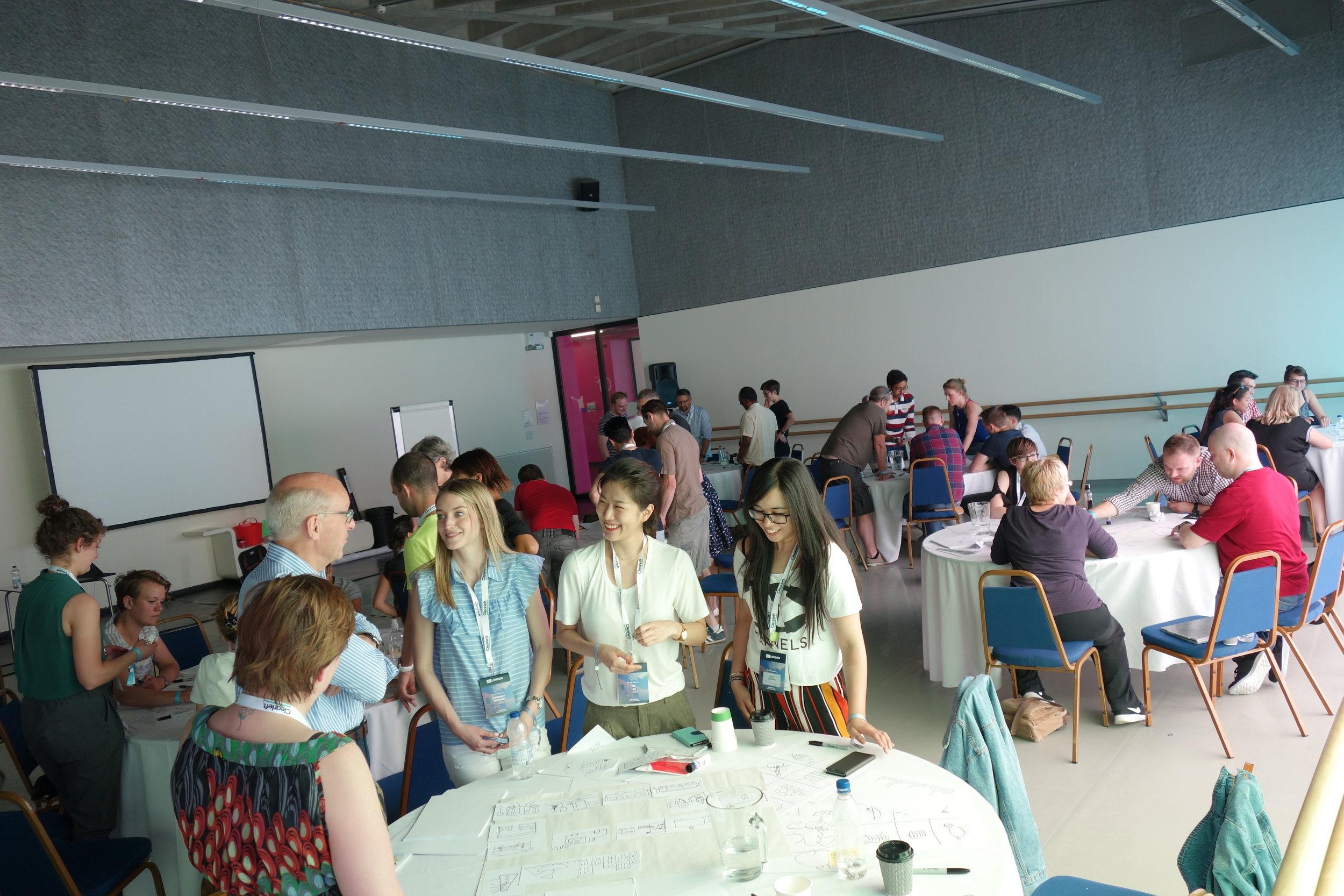 Scriberia Visual Thinking Workshop UX London