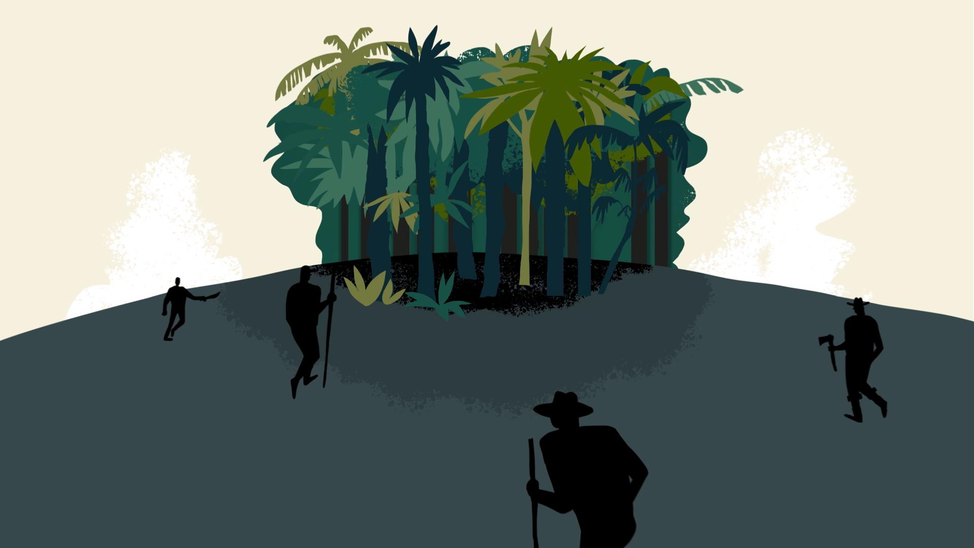 Scriberia Animation AltForest Inga Foundation