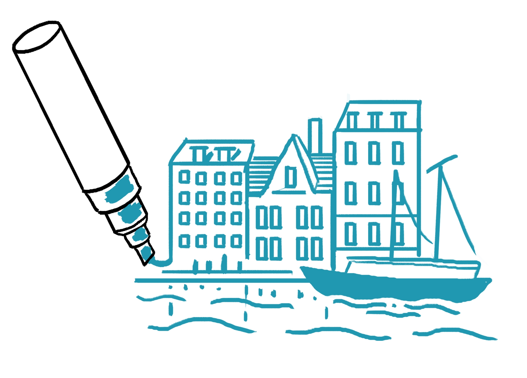 Scriberia overseas: Our scribe, Sidsel, is now based in Denmark