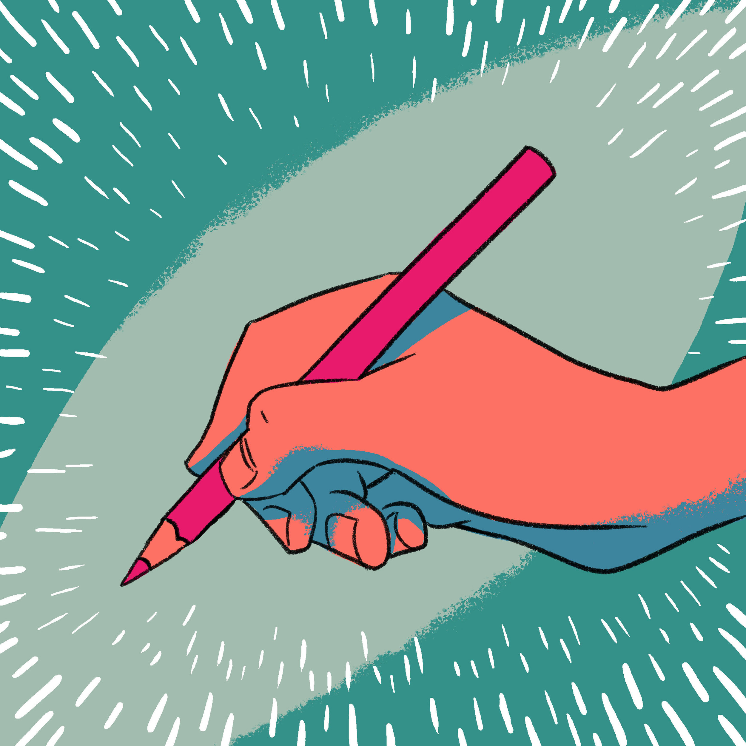 Scriberia Paper Pen Visual Notetaking Visual Thinking Illustration