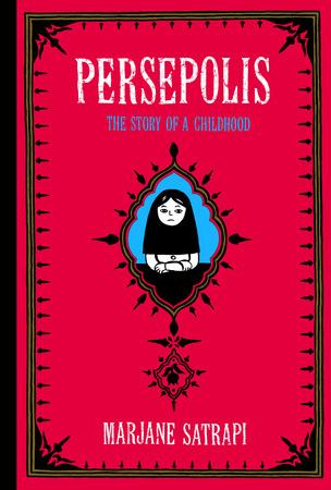 Scriberia Top Five Autobiographical Graphic Novels Persepolis Marjane Satrapi