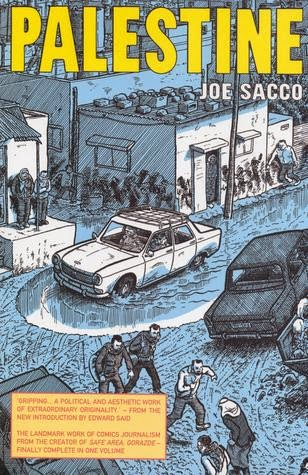 Scriberia Top Five Autobiographical Graphic Novels Palestine Joe Sacco